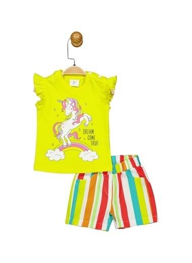 Panolino  Bebek Takım 17621 Sarı
